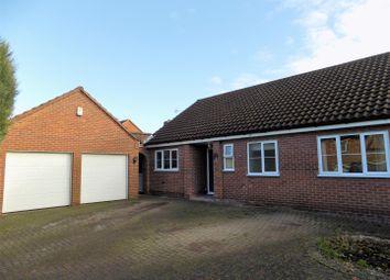 Thumbnail 3 bed detached bungalow for sale in Post Office Lane, Redmile, Nottingham