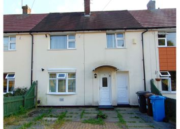 Thumbnail 3 bed terraced house for sale in Rowden Road, Oldham