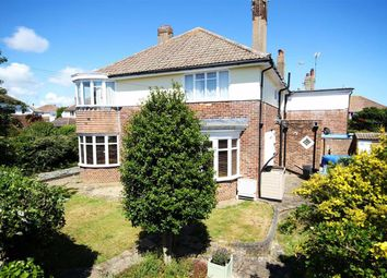 Thumbnail 2 bed flat for sale in Chesham Close, Goring-By-Sea, Worthing, West Sussex