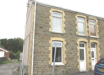 Thumbnail 1 bedroom flat for sale in New Road, Grovesend, Swansea