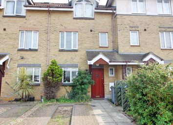 Thumbnail 4 bed terraced house to rent in De Havilland Road, Edgware