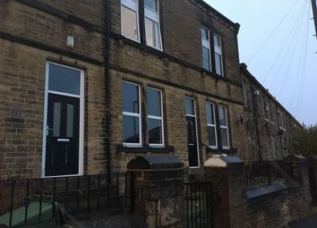 Thumbnail 3 bedroom end terrace house for sale in Chestnut Street, Huddersfield
