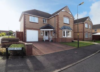 Thumbnail 4 bedroom detached house for sale in Badger Place, Broxburn