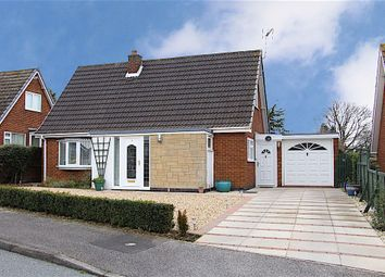 Thumbnail 3 bed detached house for sale in Gregory Close, Harlaxton, Grantham
