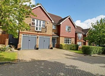 Thumbnail 5 bedroom detached house for sale in Whitehaven Close, Goffs Oak, Waltham Cross