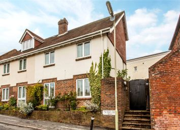 Thumbnail 3 bed semi-detached house for sale in Southgate Villas, St. James Lane, Winchester, Hampshire