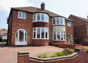 Thumbnail 3 bed semi-detached house for sale in Meriden Drive, Birmingham