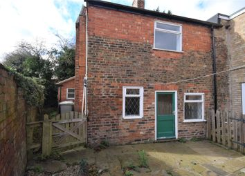 Thumbnail 2 bed end terrace house for sale in James Street, Louth, Lincolnshire