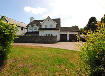 Thumbnail 6 bed detached house for sale in St Peters Crescent, Peterstone, Cardiff