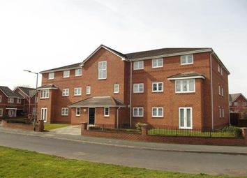 Thumbnail 2 bed flat to rent in Livingston Avenue, Wythenshawe, Manchester