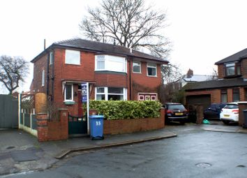 Thumbnail 4 bedroom detached house for sale in Dartford Avenue, Eccles, Manchester