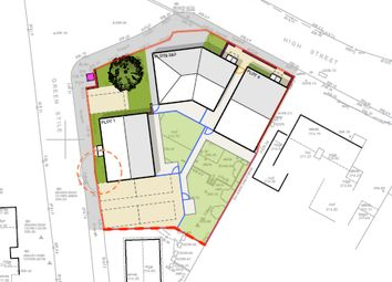 Thumbnail Land for sale in High Street, Medstead, Hampshire