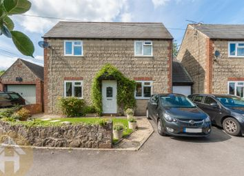 Thumbnail 3 bed link-detached house for sale in Church Lane, Lyneham, Chippenham