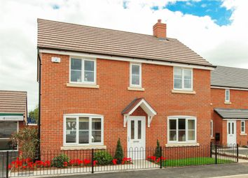"Thumbnail 4 bed detached house for sale in ""The Chedworth"" at Newland Lane, Newland, Droitwich"