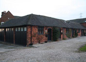 Thumbnail 1 bed barn conversion to rent in Gorton Lodge Farm, Longdon