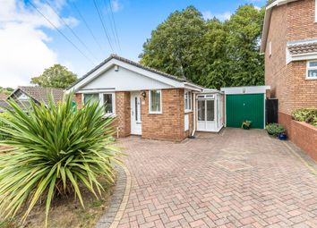 Thumbnail 2 bed detached bungalow for sale in Stableford Close, Birmingham