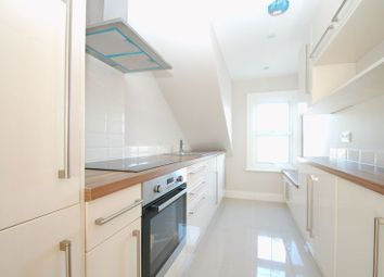 Thumbnail 1 bed flat to rent in Hersham Road, Hersham, Walton-On-Thames