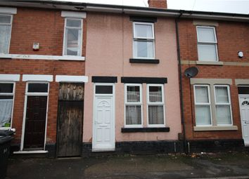 Thumbnail 2 bedroom terraced house for sale in Meynell Street, New Normanton, Derby