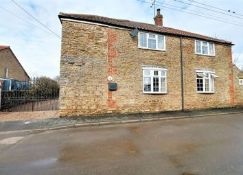 Thumbnail 4 bed cottage for sale in Cross Street, West Halton, Scunthorpe
