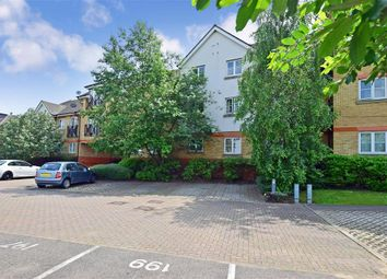 Thumbnail 3 bed flat for sale in Charles Street, Greenhithe, Kent