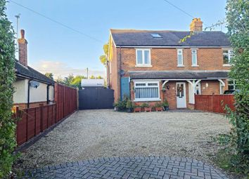 4 bed semi-detached house for sale in London Road, Benham Hill, Thatcham, Berkshire RG18