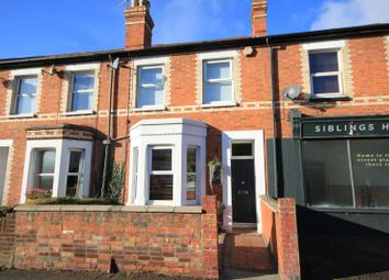 Thumbnail 3 bed terraced house for sale in Hemdean Road, Caversham, Reading