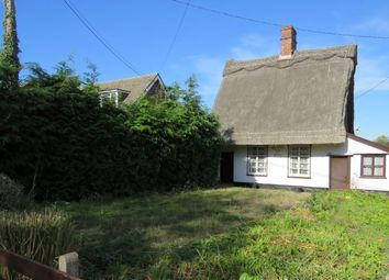 Thumbnail 2 bed cottage for sale in El Paso, Lion Road, Palgrave, Diss, Norfolk