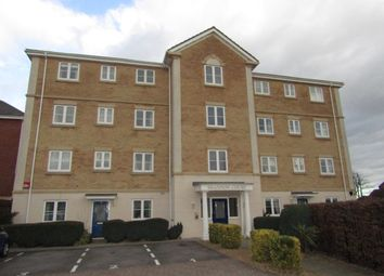 Thumbnail 2 bedroom flat to rent in Hayling Close, Gosport