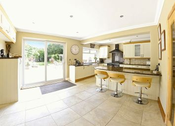 Thumbnail 4 bedroom detached house for sale in Ringwood Road, Ferndown BH22.