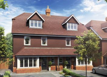 Thumbnail 3 bed semi-detached house for sale in Wellington Grove, Epsom Road, Guildford, Surrey
