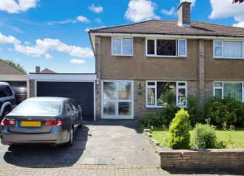 Thumbnail 3 bed flat to rent in Mosyer Drive, St Pauls Cray