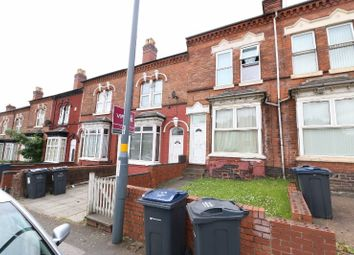 Thumbnail 3 bed terraced house for sale in Grove Lane, Handsworth
