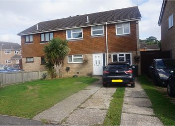 Thumbnail 4 bed semi-detached house for sale in Langney Drive, Ashford
