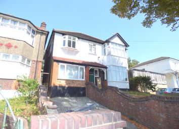 Thumbnail 4 bed semi-detached house to rent in Marischal Road, London