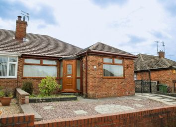 Thumbnail 2 bed semi-detached bungalow to rent in Milford Road, Whelley, Wigan