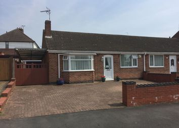 Thumbnail 2 bed bungalow for sale in Homefield Road, Sileby
