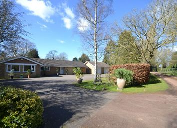 Thumbnail 4 bed bungalow for sale in The Drive, Horton, Northampton