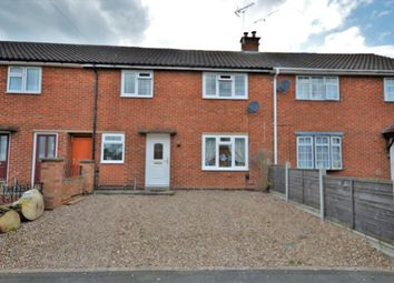 Thumbnail 3 bed town house for sale in Lansdowne Grove, Wigston, Leicester