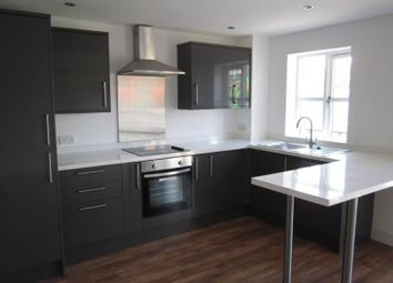 Thumbnail 2 bed flat for sale in Turlow Court, Leeds