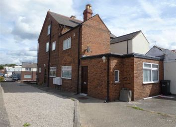 Thumbnail 1 bed flat to rent in Chester Road East, Deeside, Flintshire