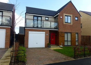 Thumbnail 4 bedroom detached house to rent in Nunnywick Way, Greenside, Kingston Pk Rd., Newcastle Upon Tyne