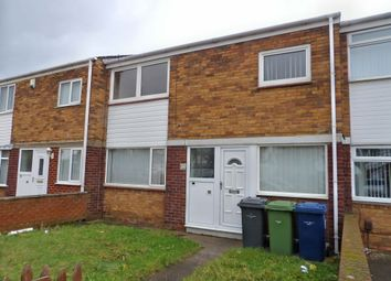 Thumbnail 3 bed terraced house to rent in Masefield Drive, South Shields