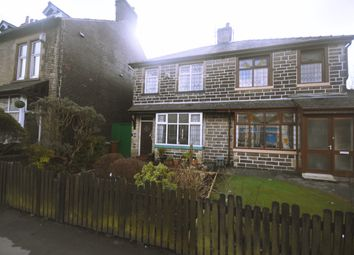 Thumbnail 2 bed semi-detached house for sale in Bacup Road, Waterfoot, Rossendale