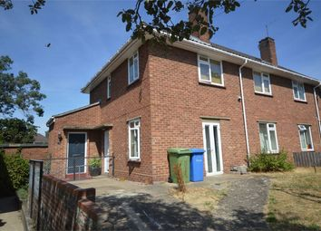Thumbnail 2 bed flat for sale in Peckover Road, Norwich, Norfolk