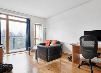 Thumbnail 1 bed flat to rent in Faraday Lodge, North Greenwich