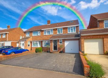 Thumbnail 4 bed semi-detached house for sale in Lunedale Road, Dartford, Kent