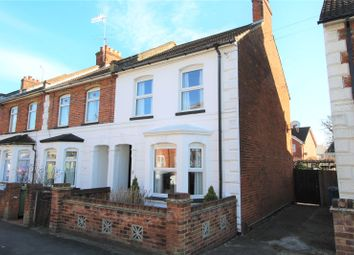 Thumbnail 3 bed end terrace house for sale in St. Michaels Road, Aldershot