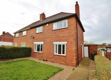 Thumbnail 3 bed semi-detached house for sale in Crofton Drive, Bolton-Upon-Dearne, Rotherham