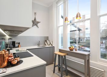 Thumbnail 1 bed flat for sale in Priory Road, South Hampstead, London