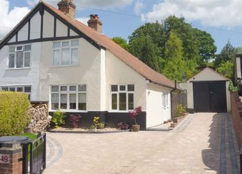 Thumbnail 3 bed semi-detached house for sale in Rickman Hill, Coulsdon, Surrey